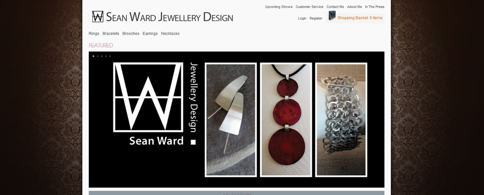 Sean Ward Jewellery Design