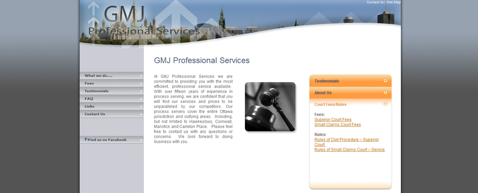 GMJ Professional Services